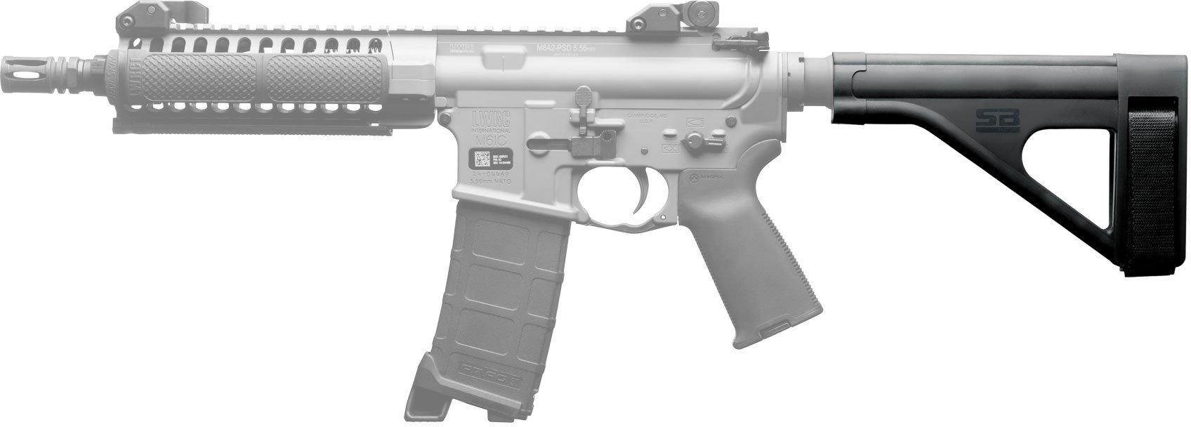 SB Tactical SOB Pistol Stabilizing Brace (Options)