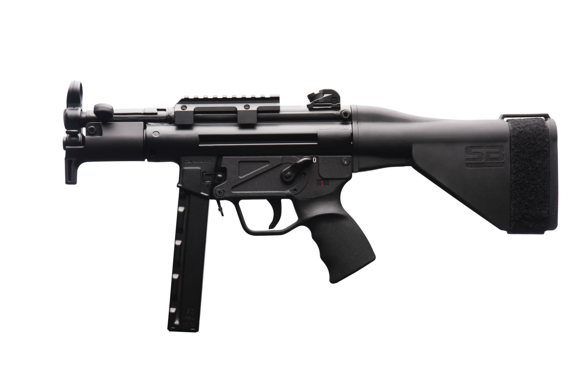 SB Tactical SB5K Pistol Stabilizing Brace