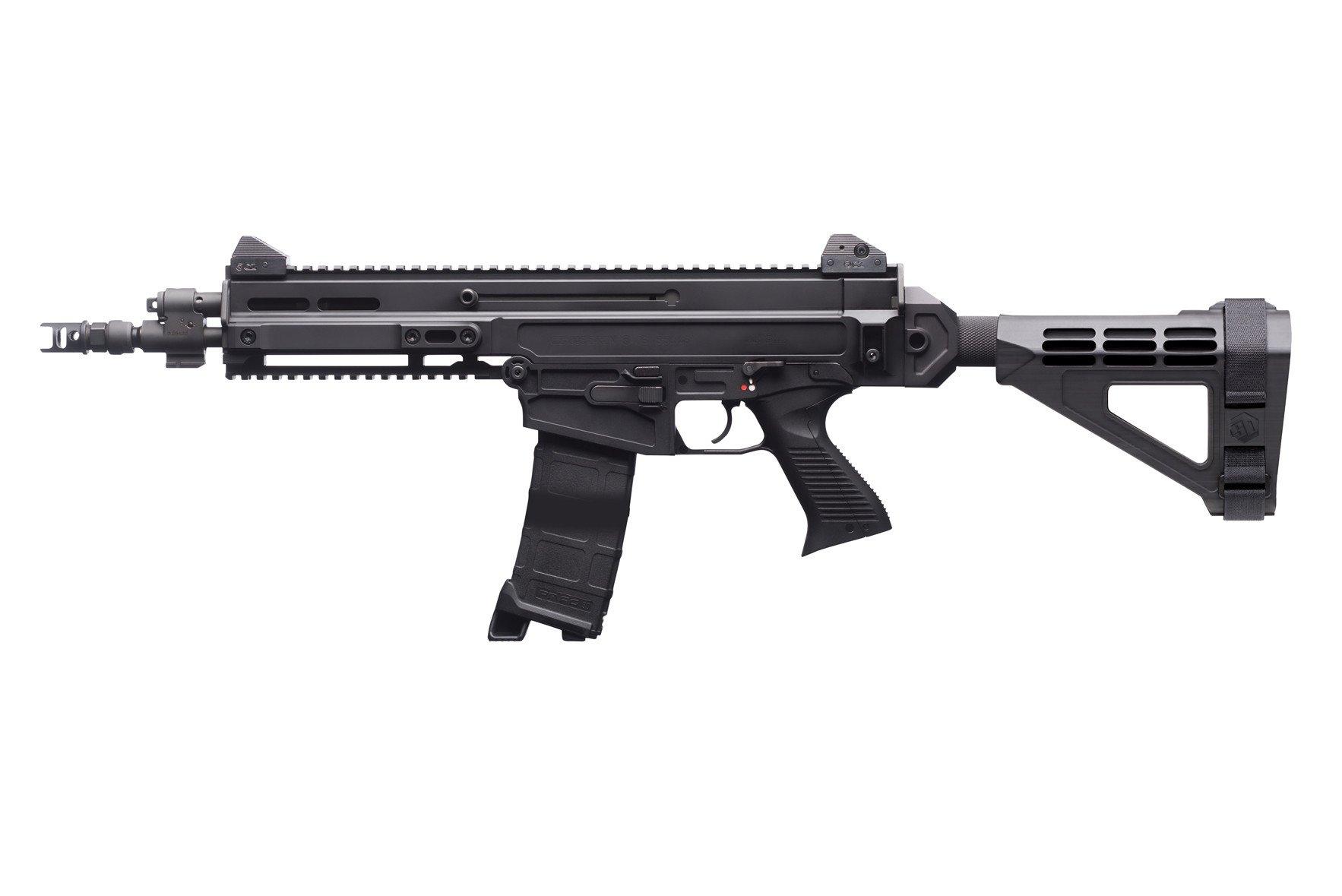 SB Tactical SBM4 Pistol Stabilizing Brace (Options)