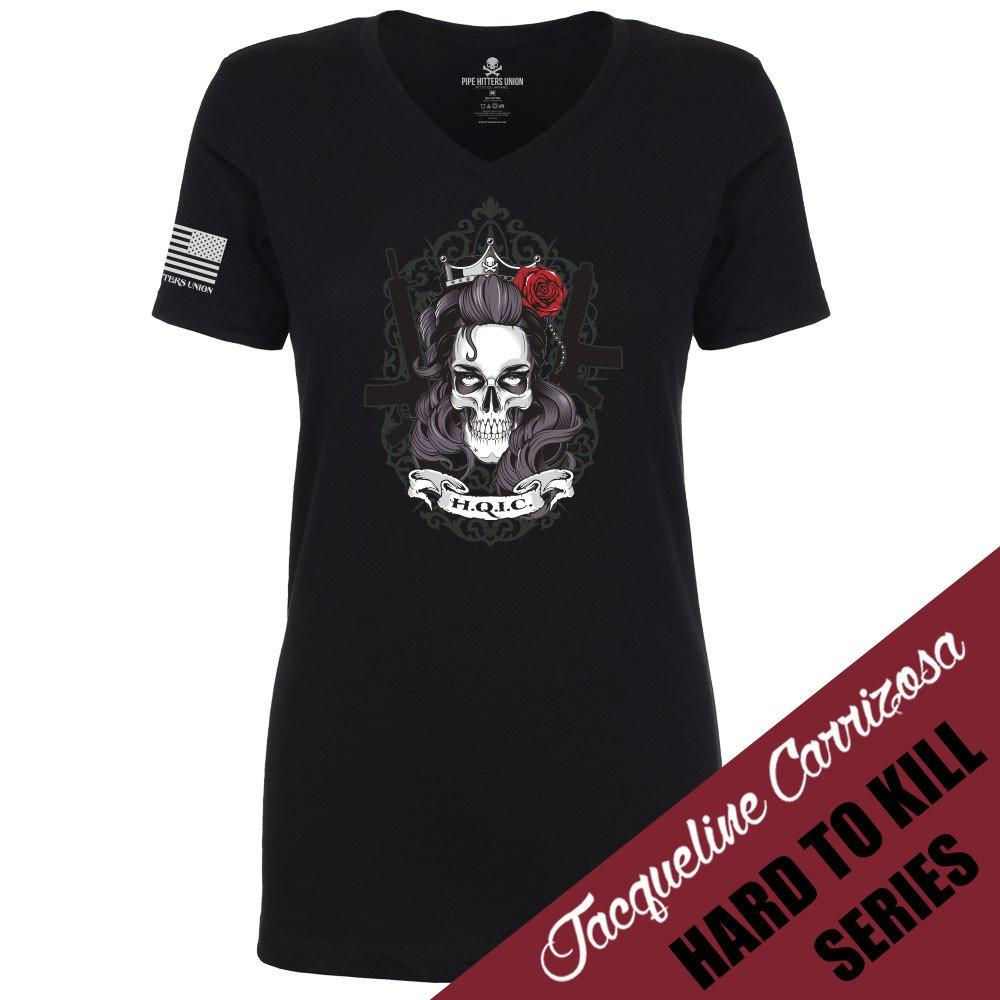 "Pipe Hitters Union ""H.Q.I.C"" Women's T-Shirt (Options)"