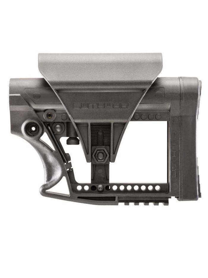 Luth-AR MBA4 Carbine Buttstock w/ Cheek Rest