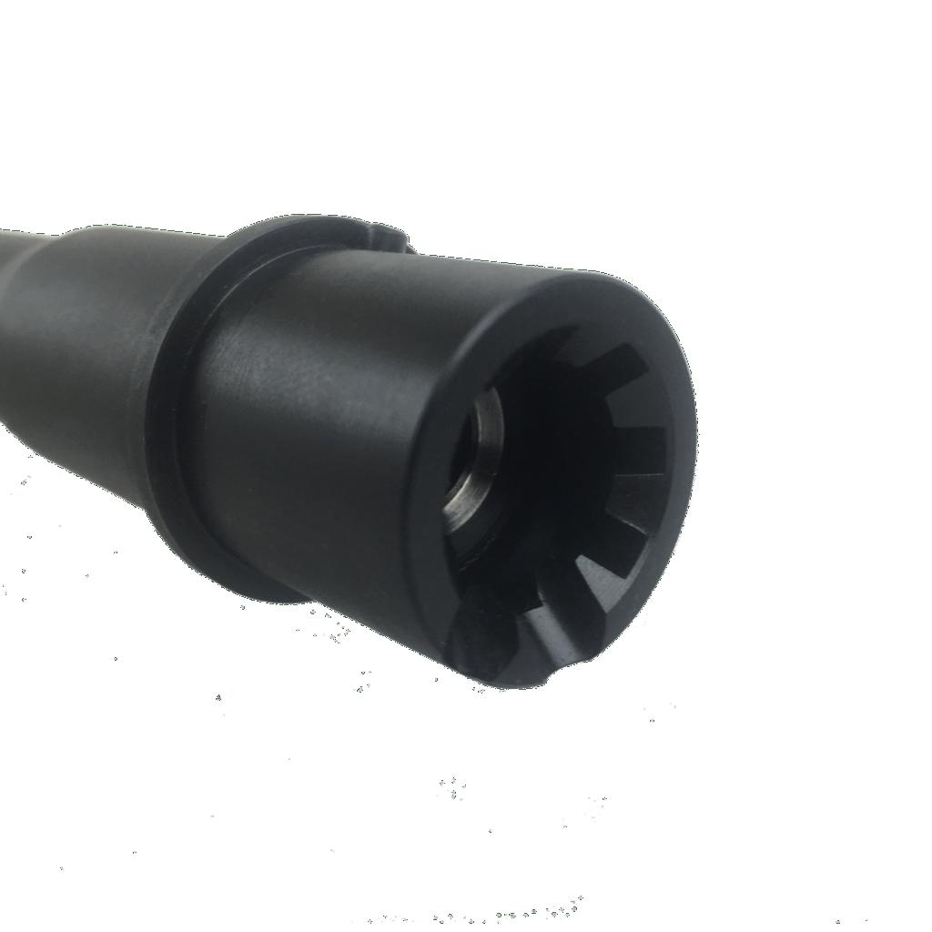 "Criterion Barrels Nitride Finish Stainless Steel 22"" Hybrid Contour Barrel 6.5 Creedmoor"