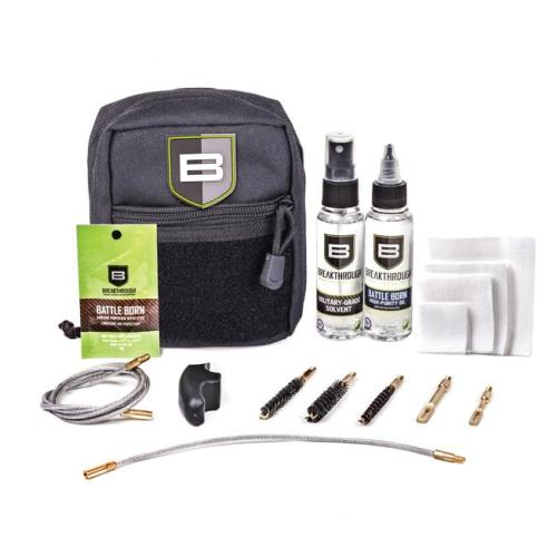 Breakthrough QWIC-MIL PULL THROUGH CLEANING KIT
