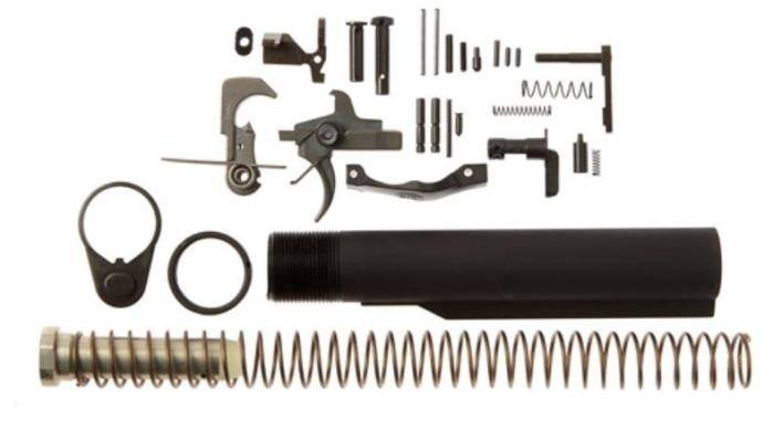LWRCI Deluxe Lower Parts Kit