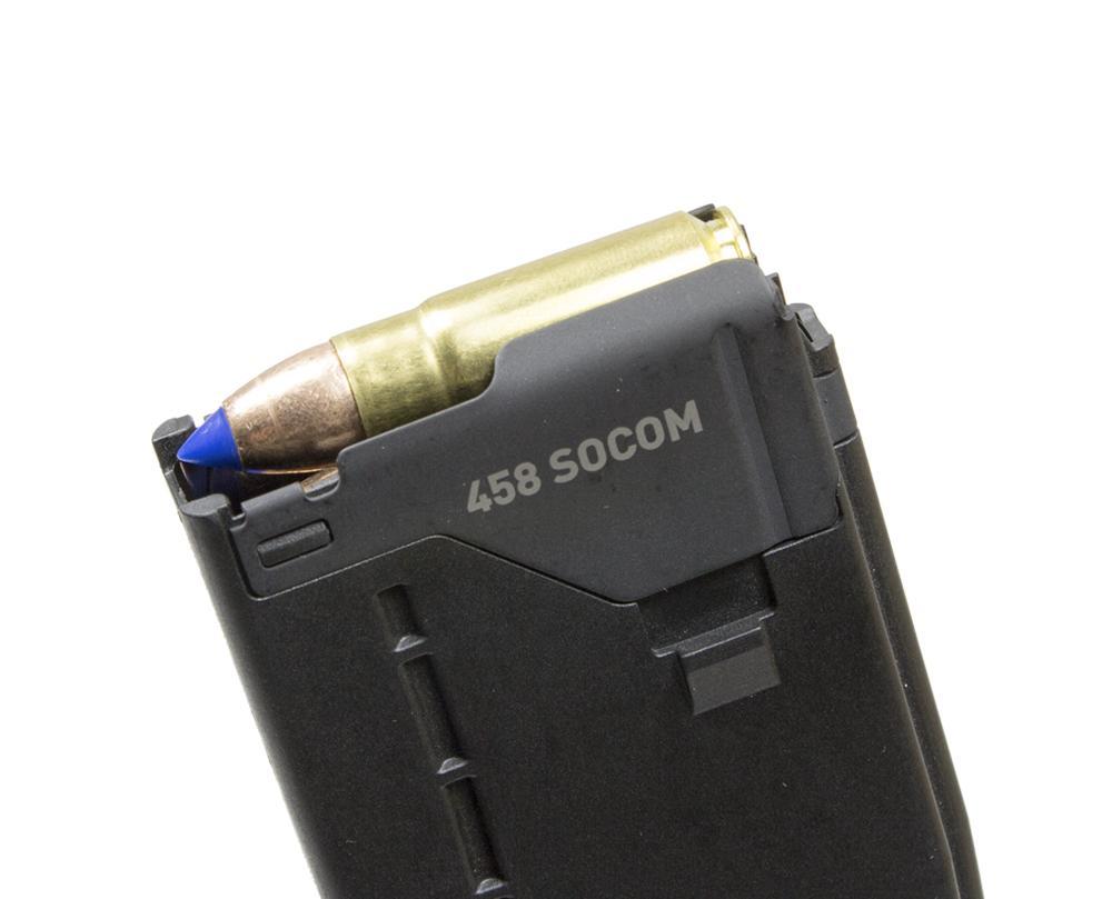 CMMG MkW-15 .458 SOCOM, Lancer Magazine - 10rd