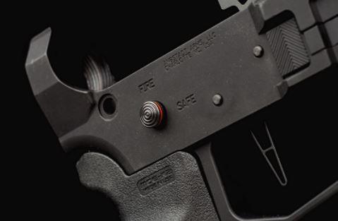 Elftmann Ambi Push Button Speed Safety Selector (Options)