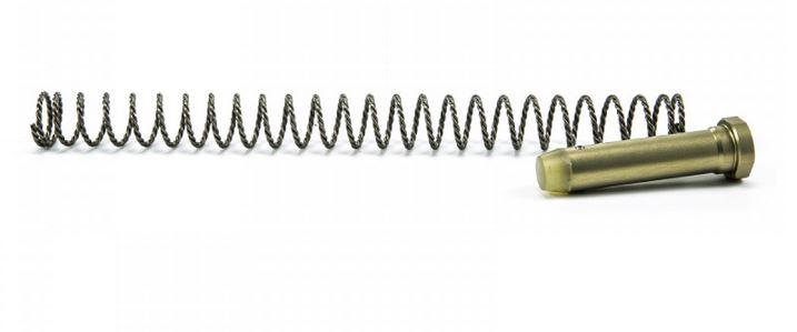 Geissele Super 42 Braided Wire Buffer Spring and Buffer Combo