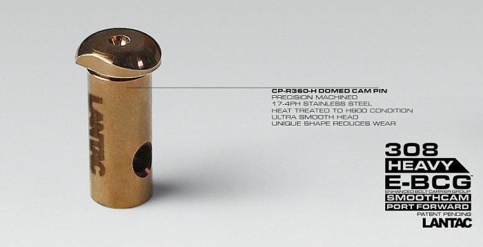 LanTac .308/7.62 Enhanced NiB Coated Bolt Carrier Group