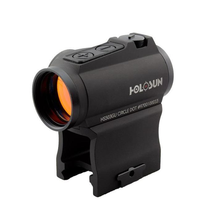 Holosun HS503GU Dual Reticles Circle Dot Sight (Options)