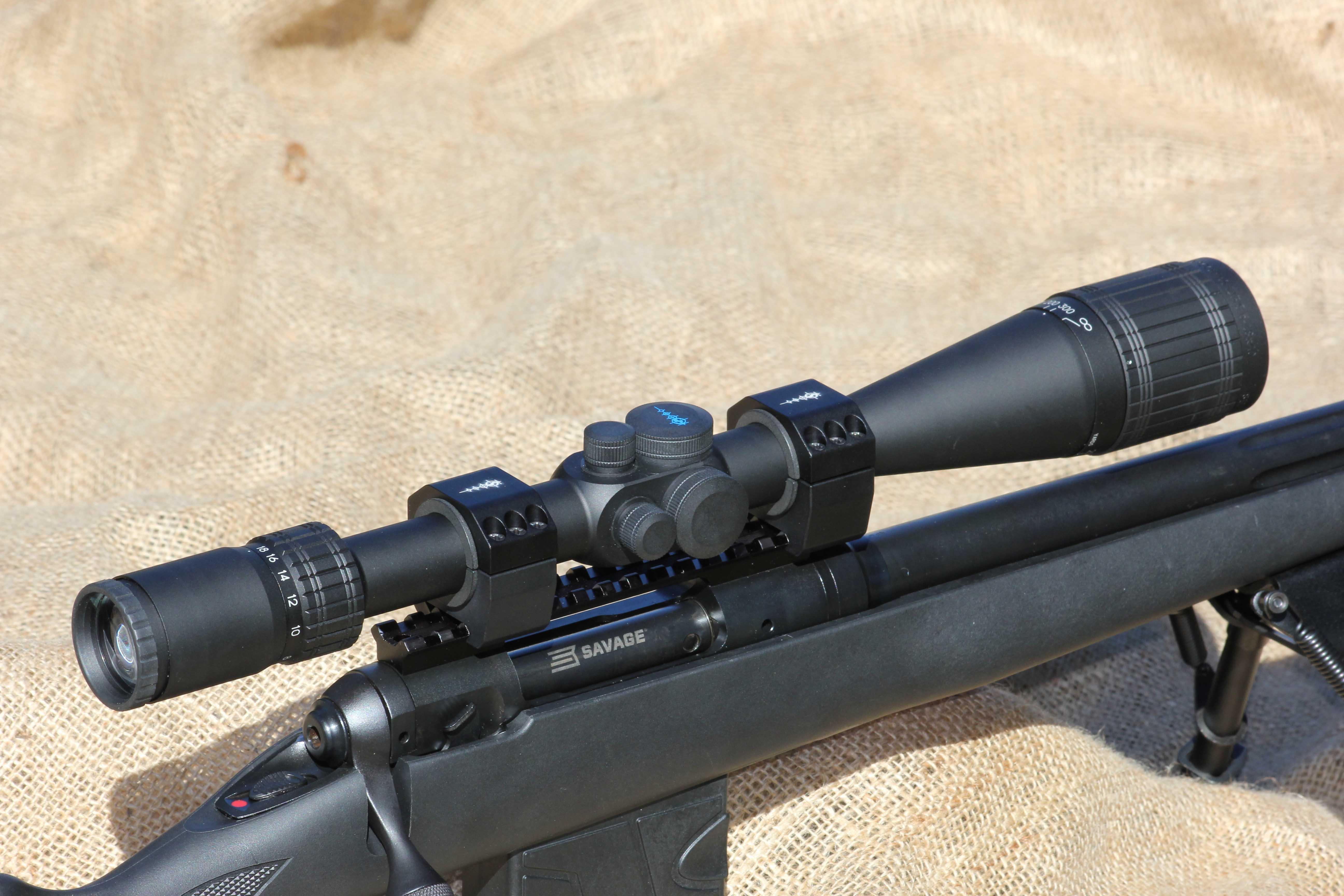 Shepherd Scopes 30mm Double Lug Rings