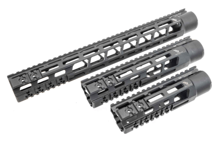 Bootleg PicLok Handguard w/ KMR Mounting Hardware (Options)