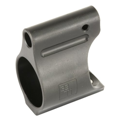 Battle Arms Development Lightweight Low Profile Titanium Gas Block (Options)