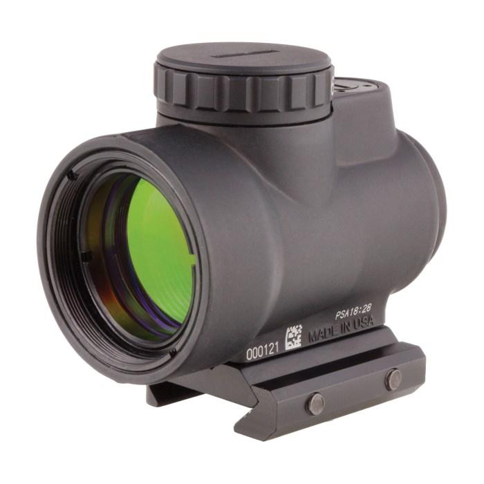 Trijicon MRO 2.0 MOA Red Dot - MSR Arms 4