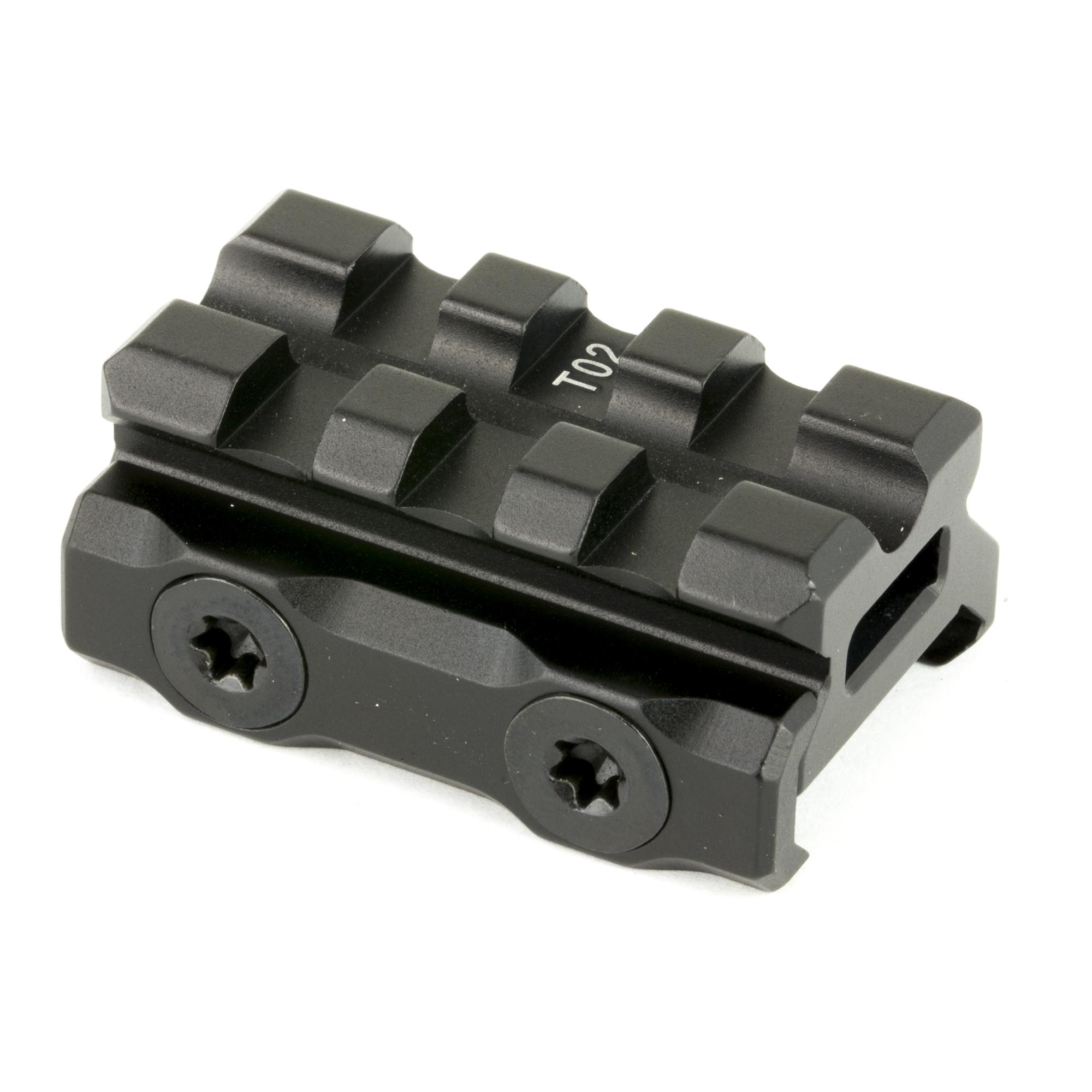 Leapers UTG Super Slim Picatinny Riser Mount - MSR Arms 1