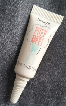 Benefit Puff Off review