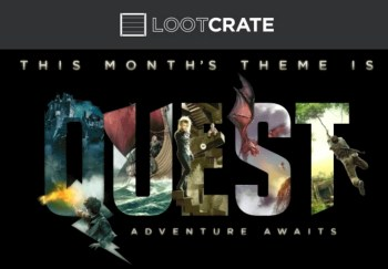 LootCrate April Quest