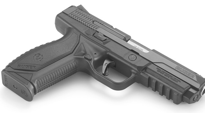 Ruger Rolls Out 'American' Pistol Line