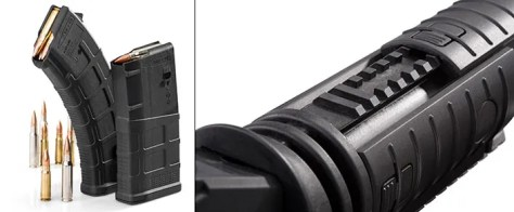 Galil ACE magazines, forend
