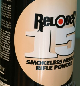 Reloder 15 is the slowest propellant I would suggest for .223 Rem. semi-auto use. It works well with heavier bullets, which near-universally work better with slower propellants. On a burn-rate chart, its neighbors include H. Varget and Viht. 140.