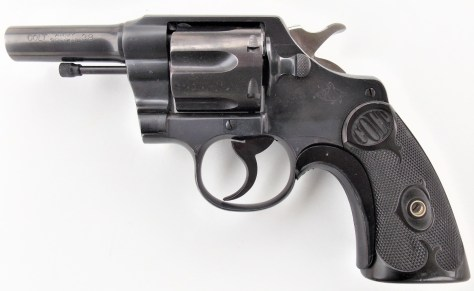 colt vs smith and wesson