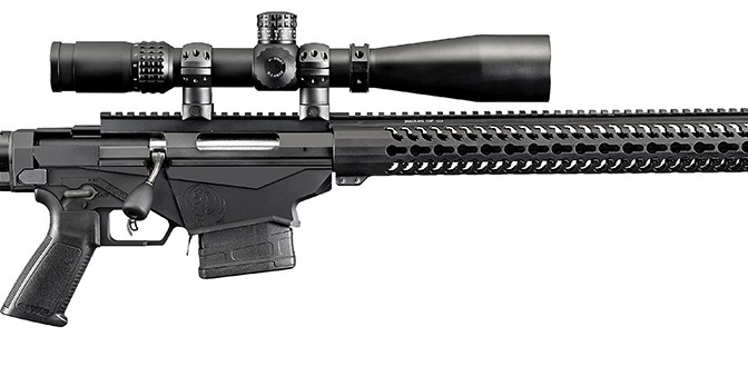 SHOT Show 2016 Special Edition: New Rifles