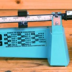 The author is adamant about following this process to set a meter: Don't throw and weigh single charges to adjust the meter. Throw and weigh 10-charge portions, with the scale set, of course, to 10-times the desired single-charge weight. The author does not recollect one time when the meter adjustment did not change following this process from what he first arrived at weighing single throws. Here's how he sets it to adjust for a 24.0-grain throw.