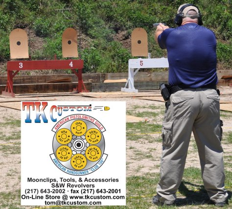 The T.K. Custom Practical Shooting Event Featuring Moose Liming
