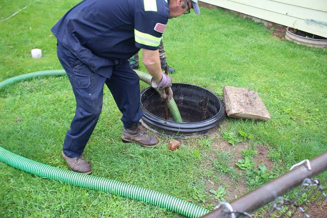 Septic Service Milford PA