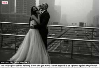 smog wedding