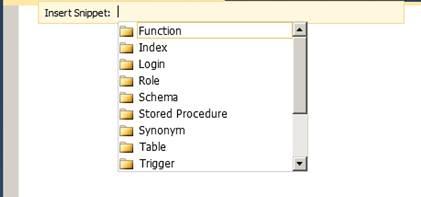 SQL Server 2012 - T-SQL Code Snippets (2/3)