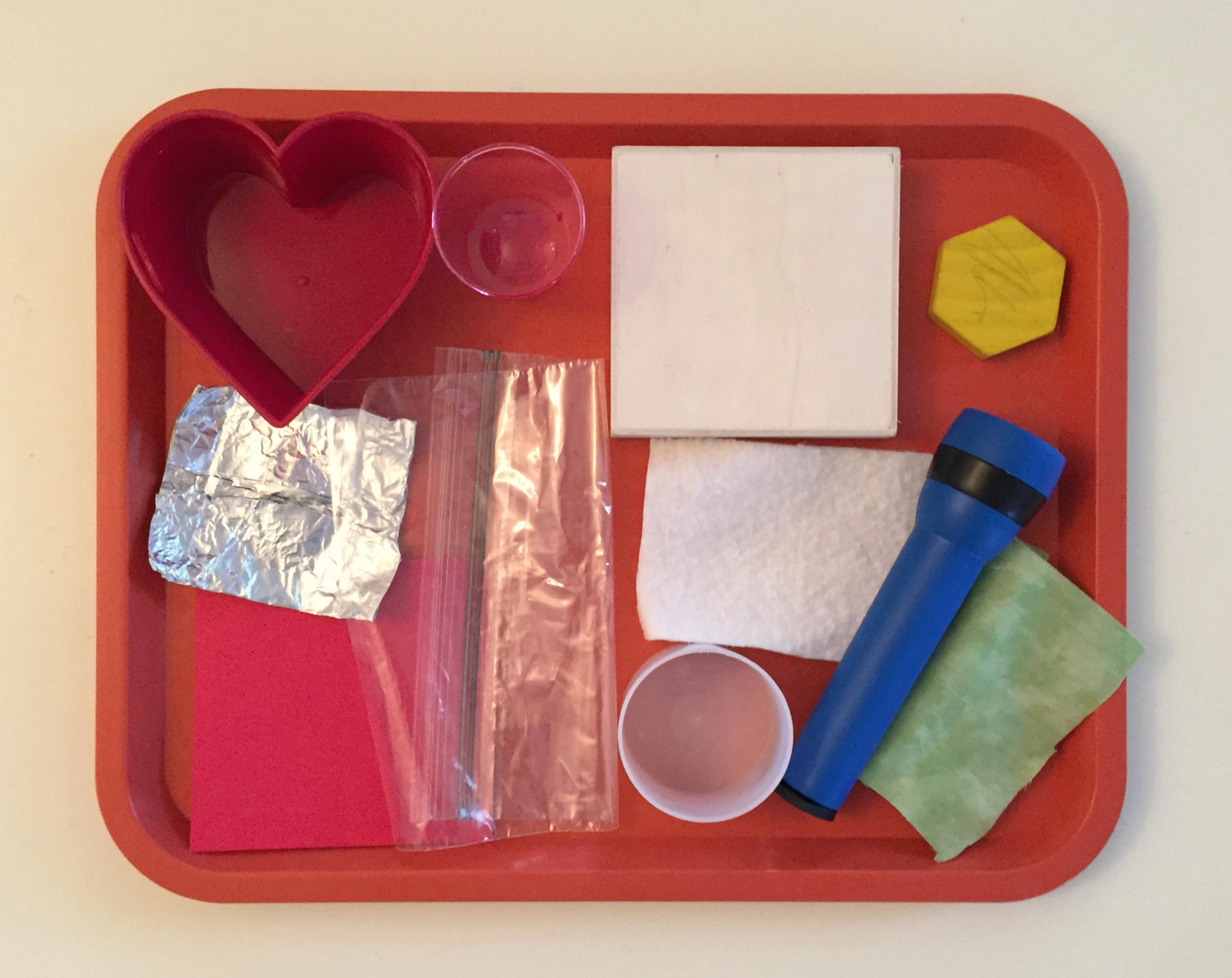Light Activities In The Preschool Classroom