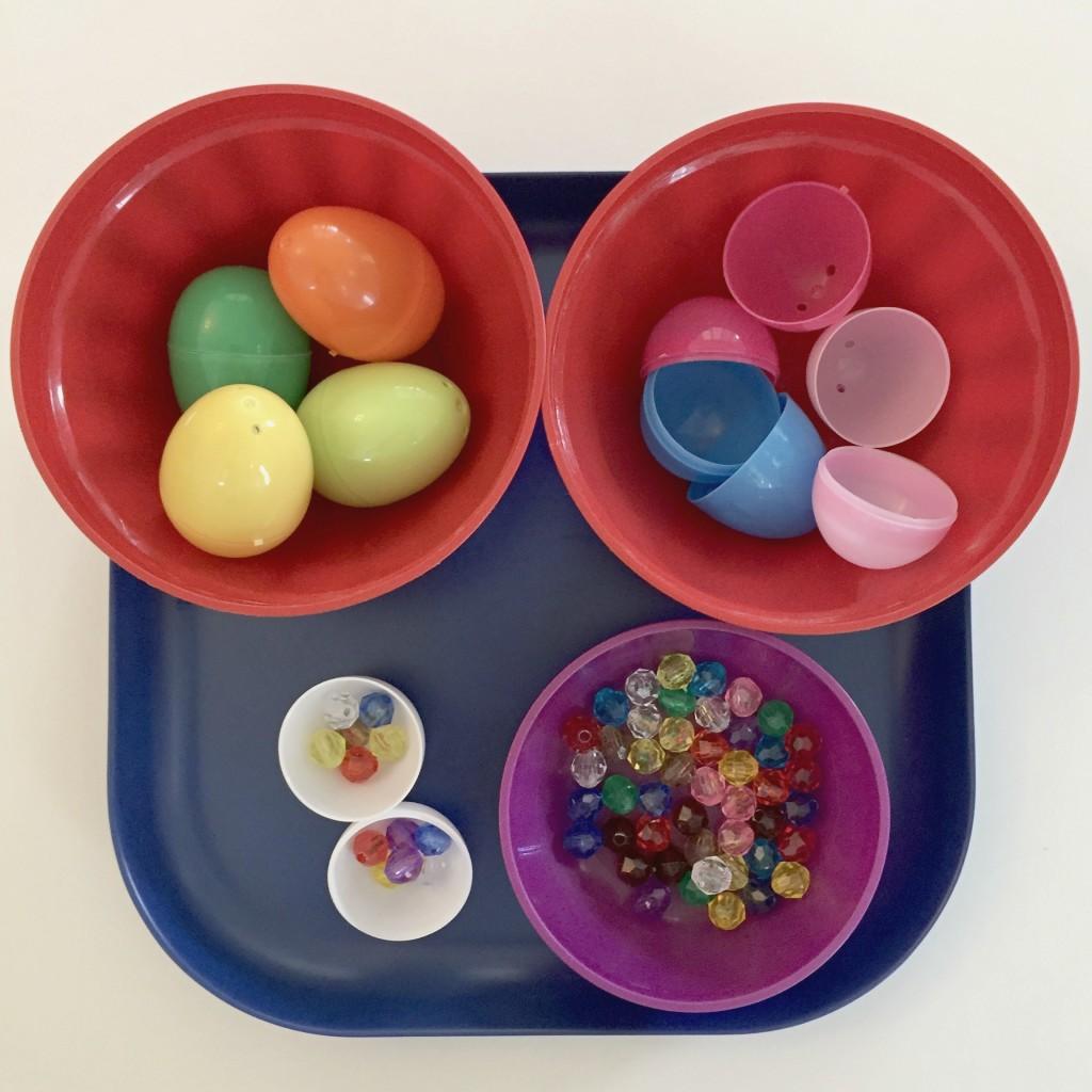 Easter Shelf Activities Ms Stephanie S Preschool