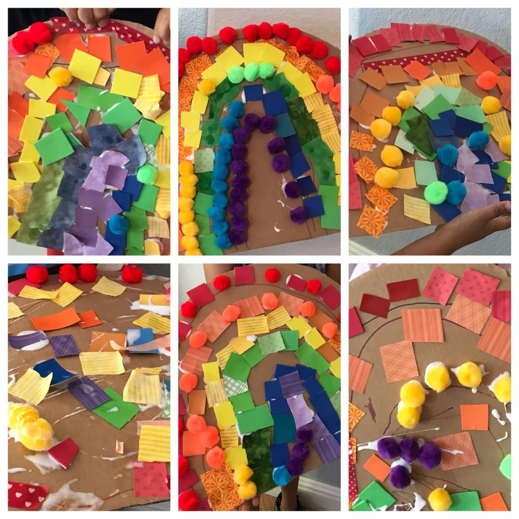 Rainbow Activities For The Preschool Classroom