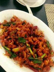 Chillie Crispy vegetable