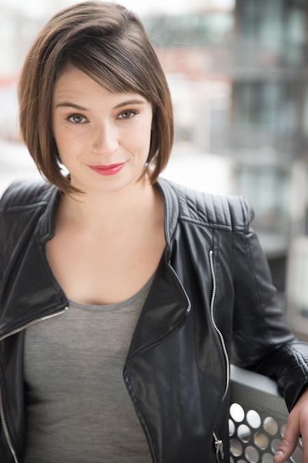 Emily Marsh headshot