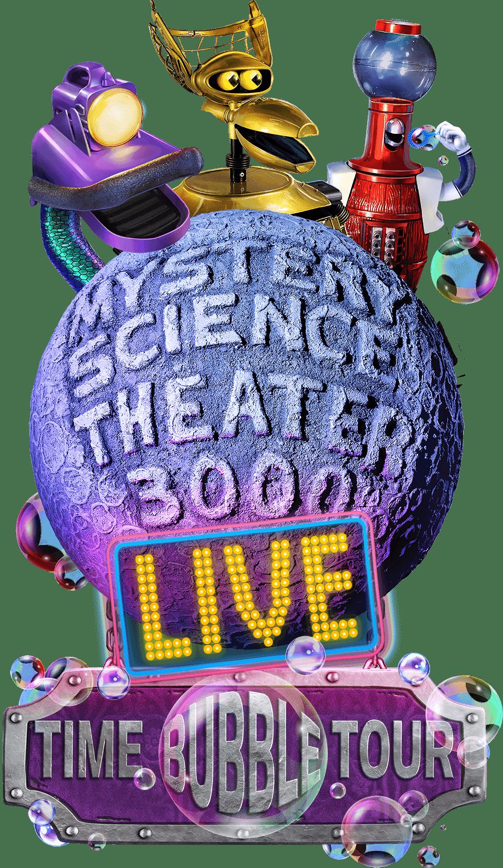 The Time Bubble Tour