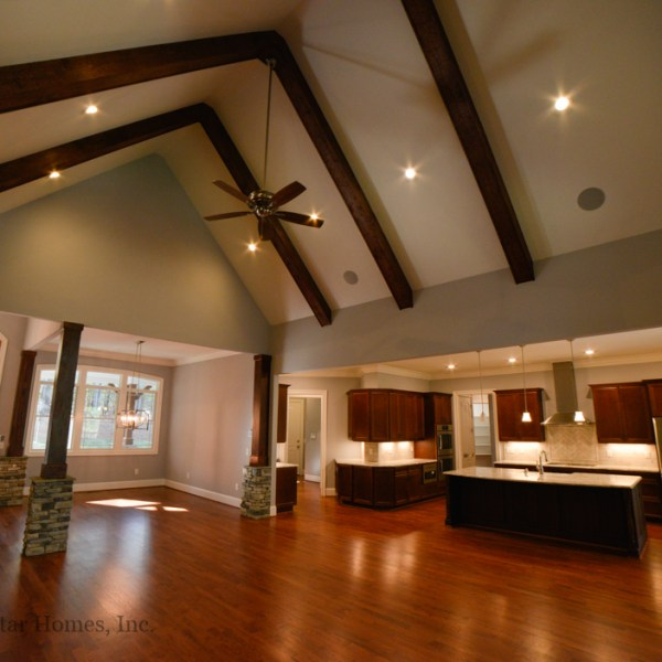 Harnett County Estate Great Room