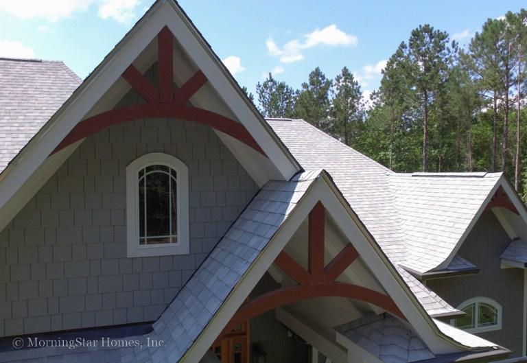 Harnett County Estate Front Detail