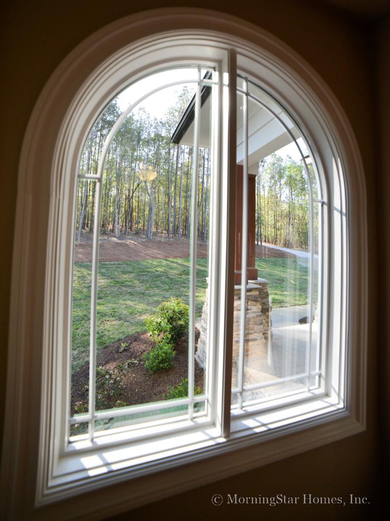 Harnett County Estate Office Window