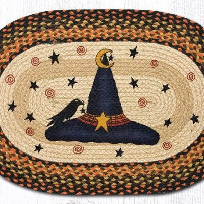 Witch Hat 65-222WH Oval 20x30