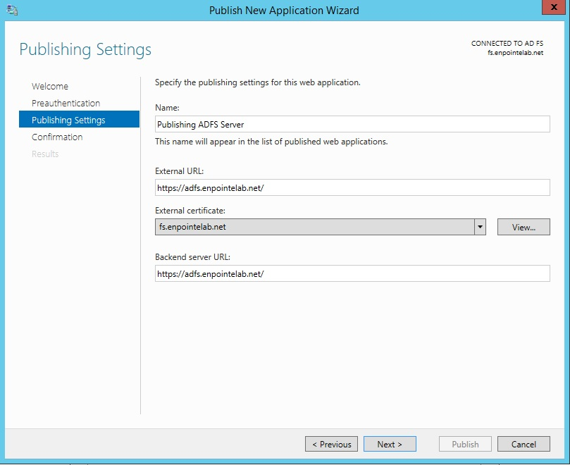 Single Sign on with Office 365
