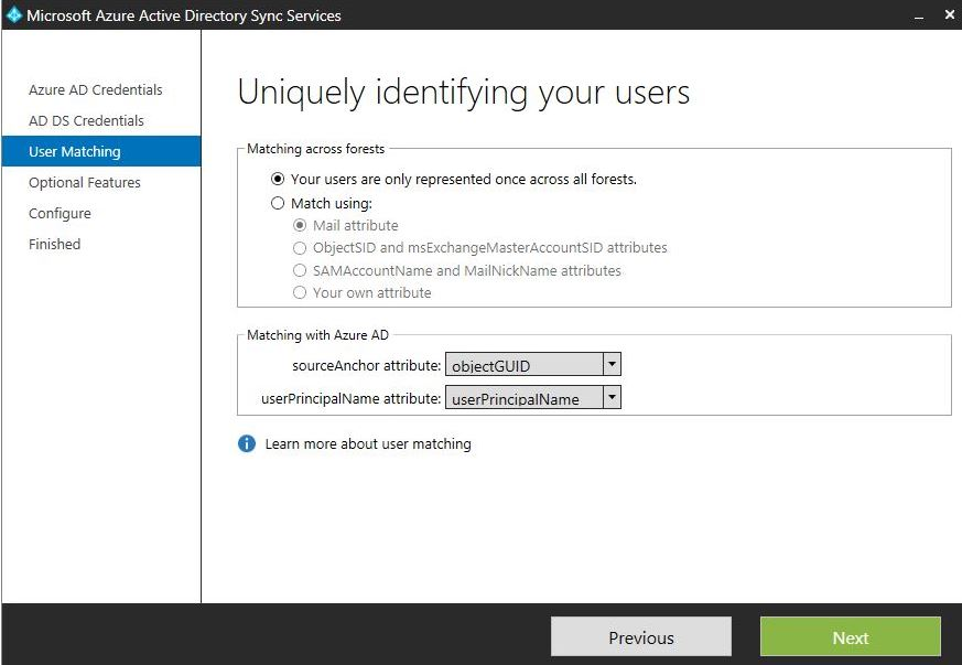 Understand and Modify Office 365 users ImmutableID