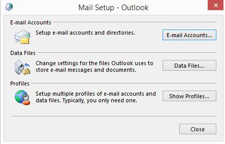 Active Sync and Outlook client to access Shared Mailbox