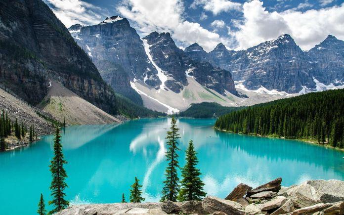 moraine lake .. Canada - (2)