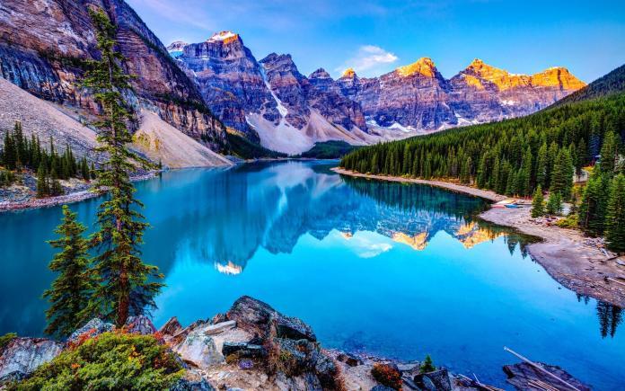 moraine lake .. Canada - (4)