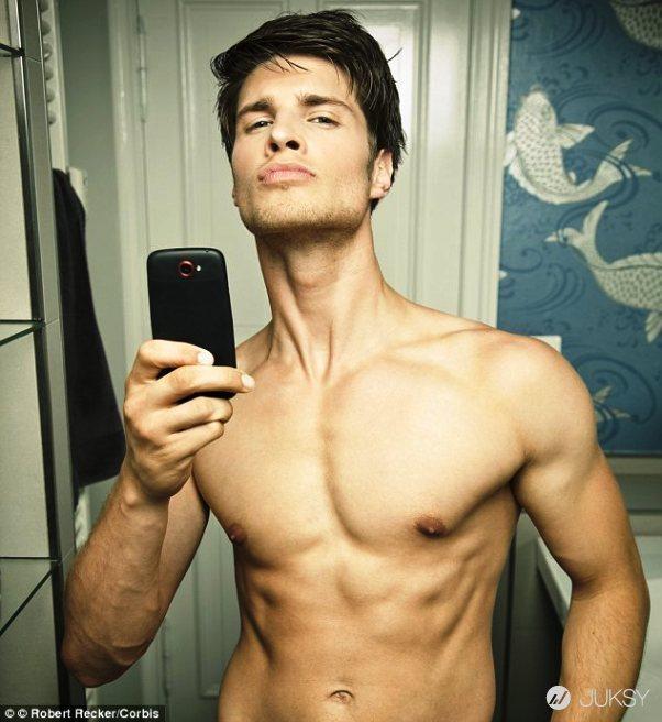 研究:男生太愛上傳自拍照 可能會愈來愈神經 2