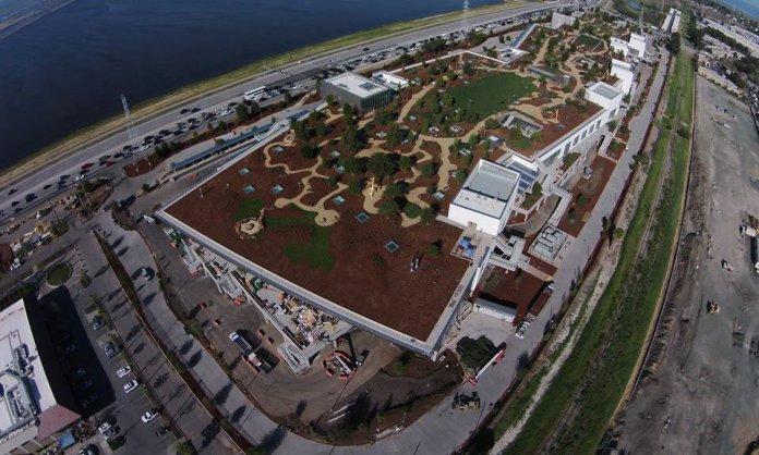外國26個攝影達人拍到的Facebook新成立的總部大樓