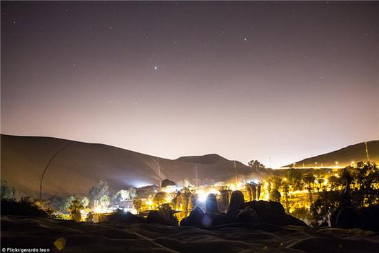秘魯乾旱沙漠中的綠洲絕非海市蜃樓,而是一個夢幻小鎮,看完想住進去! 8