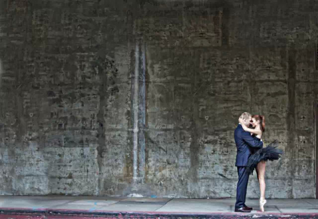 有意境的情侶照原來還可以這樣拍!