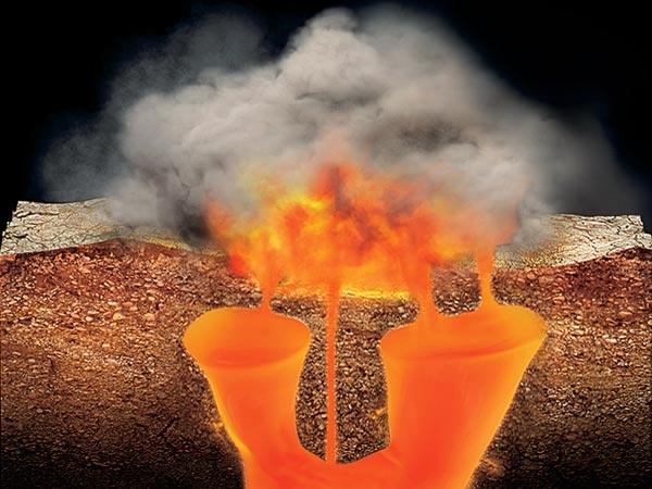 末日真的會來臨?黃石公園地下發現巨型岩漿庫!